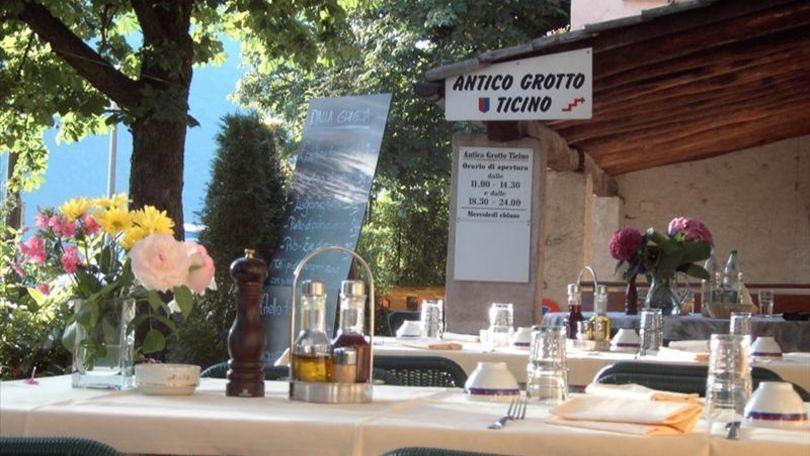 Antico Grotto Ticino