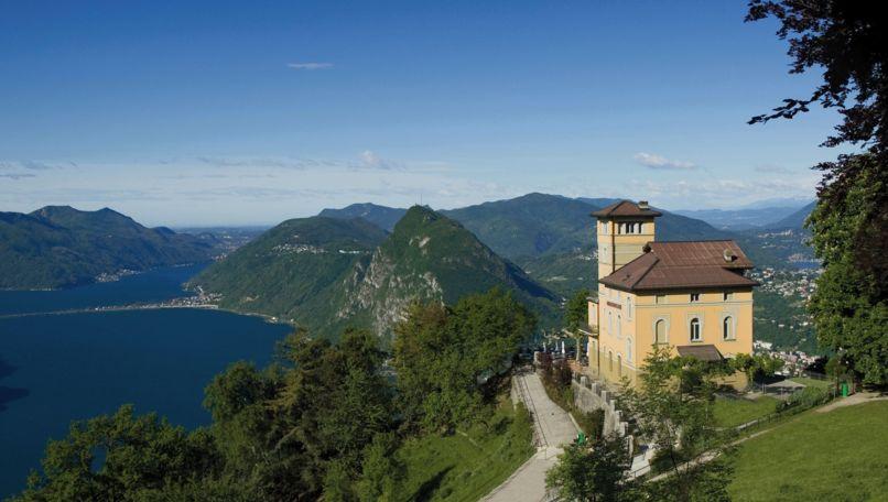 Hotel Am See Lugano