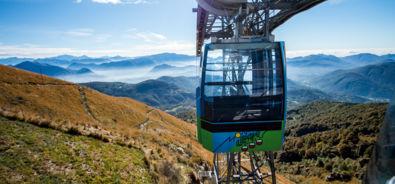 Cabinovia Monte Lema
