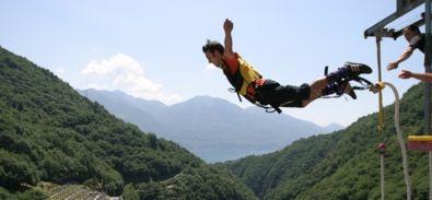Diga della Verzasca - Bungy Jumping