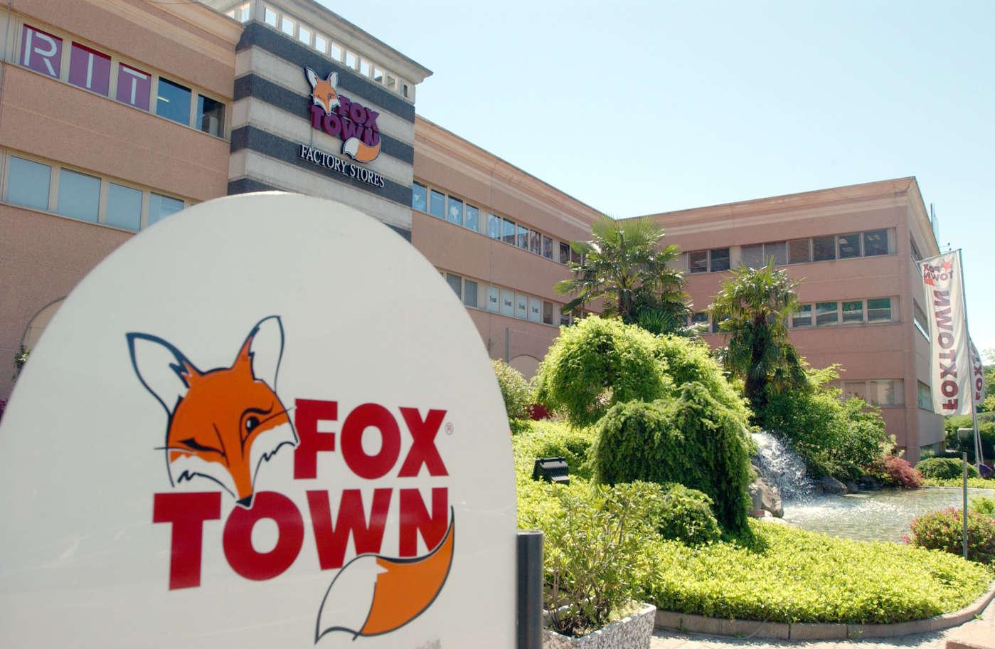 Hogan Outlet Fox Town A Maspoli 18 Mendrisio
