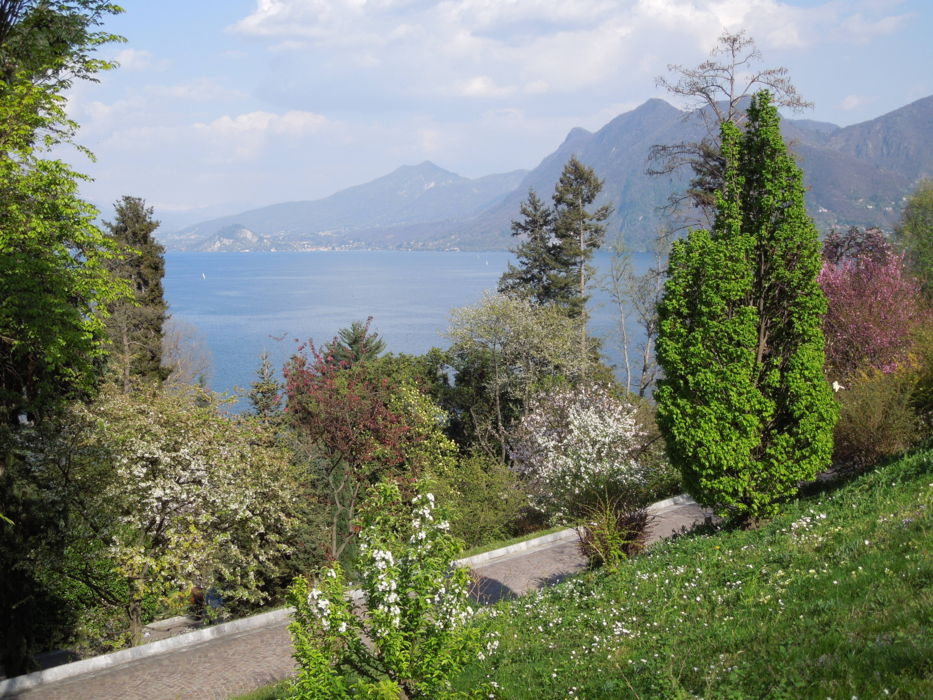 Gärten der Villa Taranto Pallanza - TicinoTopTen