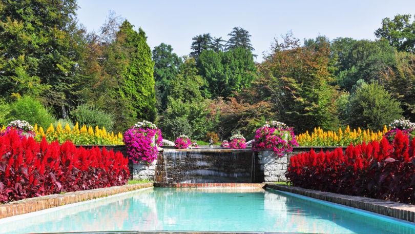 Giardini di Villa Taranto Pallanza - TicinoTopTen