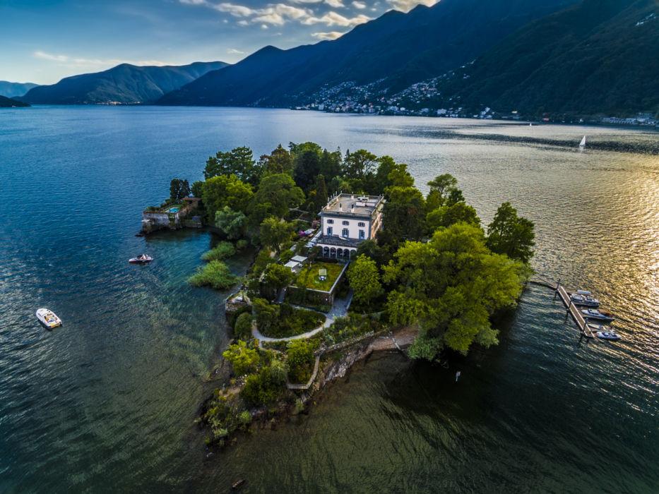 Brissago Islands - TicinoTopTen