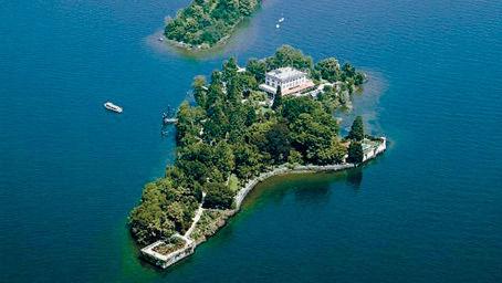 Brissago Islands Botanical Park
