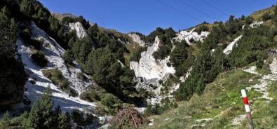 Lucomagno sentiero n. 7