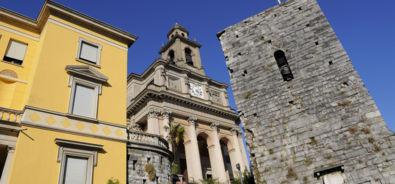 Mendrisio chiesa parrocchiale