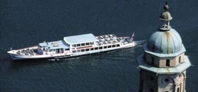 Navigazione Lago di Lugano / Battello