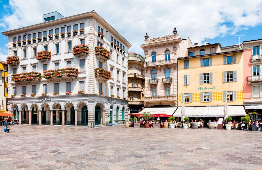 Lugano's historic centre - TicinoTopTen