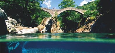 Ponte di Lavertezzo