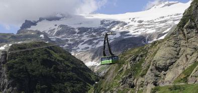 Robiei, ghiacciaio e filovia