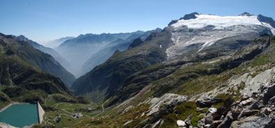 Sentiero glaciologico del Basodino  (Robiei)