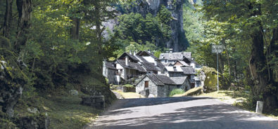 Val Bavona
