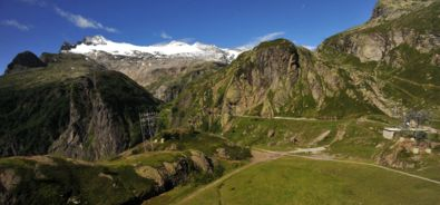 Val Bavona Robiei Basodino