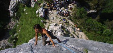 arrampicata - free climbing