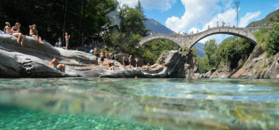 fiume Verzasca