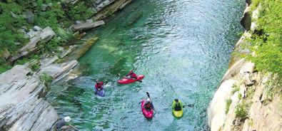 kayak / canoa