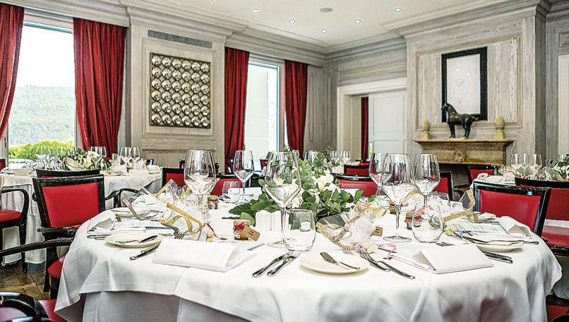 ristorante Resort Collina d'Oro